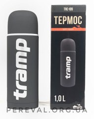 Термос Tramp Soft Touch 1,0 л TRC-109